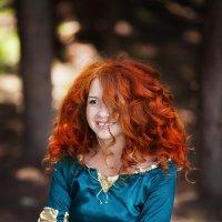Косплей Мерида, Храброе сердце :: Елена Мелешенко