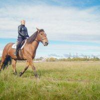 Ольга и марс :: Кристина Щукина