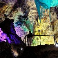 Грузия, пещера Прометея. :: Игорь