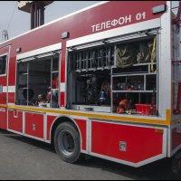 Пожарная техника :: Алексей Патлах
