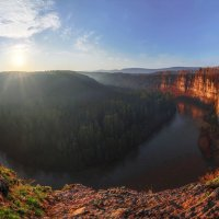 Река Ай :: Альберт Беляев