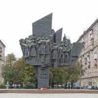 Памятник Ополченцам Пролетарского района :: Александр Качалин