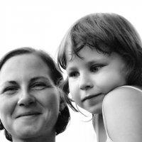 Дочки-матери. :: A. SMIRNOV