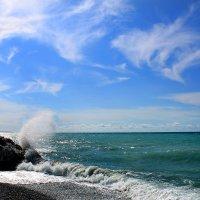 море и небо :: Лидия Юсупова