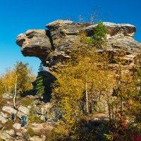 Ландшафтный памятник природы Каменный город :: Александр Лядов