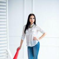 Девушка Красивая Москва :: Anastasiya Ness