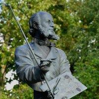 Памятник маринисту :: Ирина Шурлапова