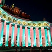 эффекты света и цвета ночью :: Олег Лукьянов