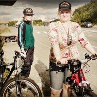 Велосипедисты... :: Кай-8 (Ярослав) Забелин