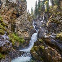Река точащая камень :: Сергей Рычков