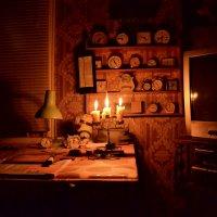 """""""Свеча горела на столе, свеча горела..."""" :: Михаил Болдырев"""