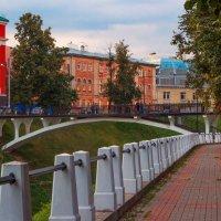 Прогулка по Кремлю. Нижний Новгород :: Наталья Мячикова