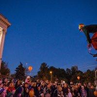 Главная тема фестиваля - «Мечтать». Вход свободный! :: Ирина Данилова