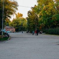 Осенний парк :: Света Кондрашова