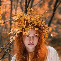 Колдунья-осень :: Фотостудия Объективность