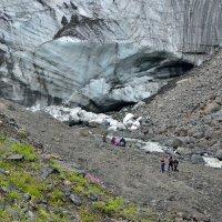 У ледника :: Мария Климова