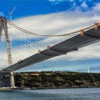 новый мост через босфор :: Константин