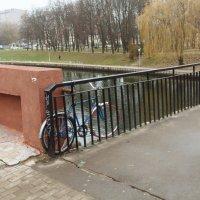 Парковка велосипеда :: Никола Н