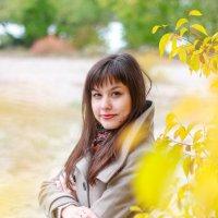 Осенняя красавица Анастасия :: Наталья