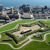 Крепость Цитадель. Галифакс, Канада  (снимок из интернета) :: Юрий Поляков