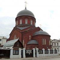 Старообрядческая церковь Покрова Пресвятой Богородицы Замоскворецкой общины :: Александр Качалин