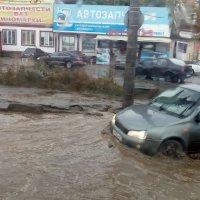 В Самаре сегодня дождливо :: Александр Алексеев
