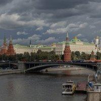 Москва :: Serge Riazanov
