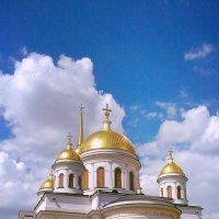 Ново-Тихвинский монастырь :: Владимир Филипенков