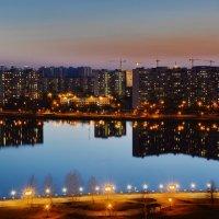 Ночной город :: Владимир Брагилевский