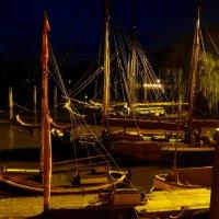 Segelschiffe. Hamburg :: Nina Yudicheva
