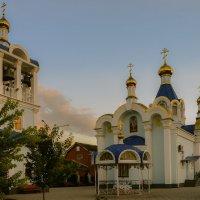 Православный храм с воскресной школой :: cfysx
