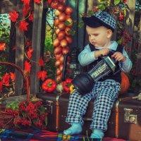 Маленький ,Кирюшка! :: Inna Sherstobitova