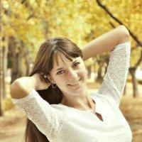 золотая осень :: Мария Климова