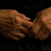 Бабушкины руки :: Андрей Шелестовский