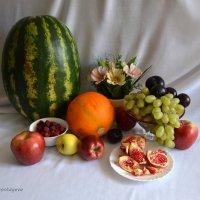 От изобилия волшебных ароматов кружится голова! :: Anna Gornostayeva