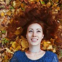 Огненная осень :: Регина Сихаева
