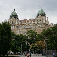 Прогуки по Будапешту... :: Алёна Савина