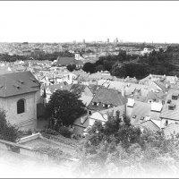 Крыши Мала Страна (в Праге) :: Jiří Valiska