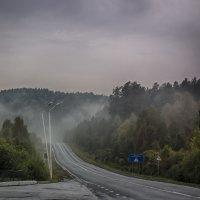 Облачный путь :: Александр Зенченко