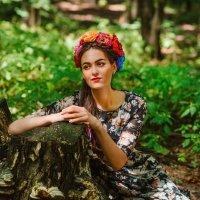Лесная фея :: Мария Корнилова