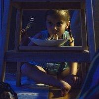 """Пока город спит.."" :: Анна Санжарова"