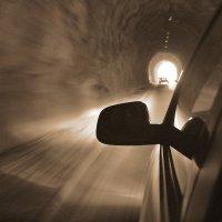 Свет в конце  тоннеля :: Мария Богуславская