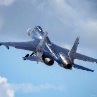 Су-35С безфорсажный взлет :: Павел Myth Буканов