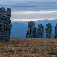 Каменные стражи :: Александр Чазов