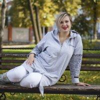 В осеннем парке :: Анна Толмачева