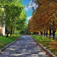 Как встречаются Лето с Осенью... :: *MIRA* **