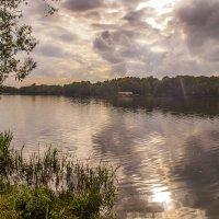 На озере :: Наталья Лакомова