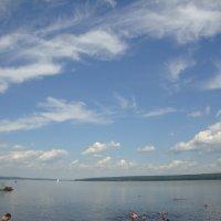 Водные просторы :: Лидия (naum.lidiya)