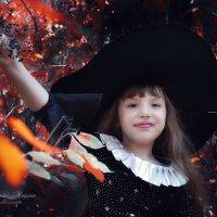 маленькая ведьма :: Ксения