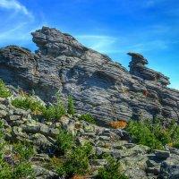 Причудливые скалы :: Милешкин Владимир Алексеевич